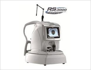 OCT(NIDEK RS3000)