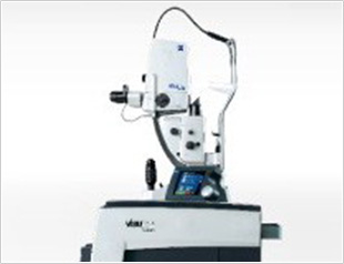 Green+YAG combination laser (Zeiss Visulas)
