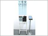 無反射視力検査装置